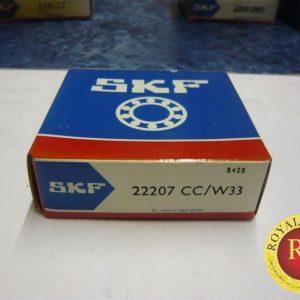 Vòng bi SKF 22207 CC/W33, vòng bi 22207 CC/W33, vòng bi SKF