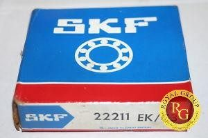 Vòng bi SKF 22211 EK/C3, vòng bi 22211 EK/C3, vòng bi SKF, vòng bi tang trống