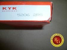 Vòng bi KYK 5206 2RS, vòng bi 6206 2RS, vòng bi KYK