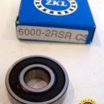 Vòng bi ZKL 6000-2RSRC3, vòng bi 6000-2RSRC3, vòng bi ZKL