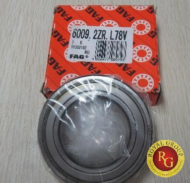 Vòng bi FAG, vòng bi 6009.2ZR.L78V