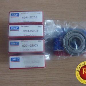 Vòng bi SKF 6201-2Z/C3, Vòng bi 6201-2Z/C3, vòng bi SKF