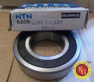 Vòng bi NTN 6208 2RS, vòng bi 6208 2RS, vòng bi NTN