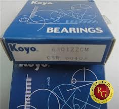 Vòng bi KOYO 6301 ZZCM, vòng bi 6301 ZZCM, vòng bi koyo