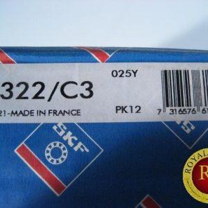 Vòng bi SKF 6322/C3, vòng bi 6322/C3, vòng bi SKF