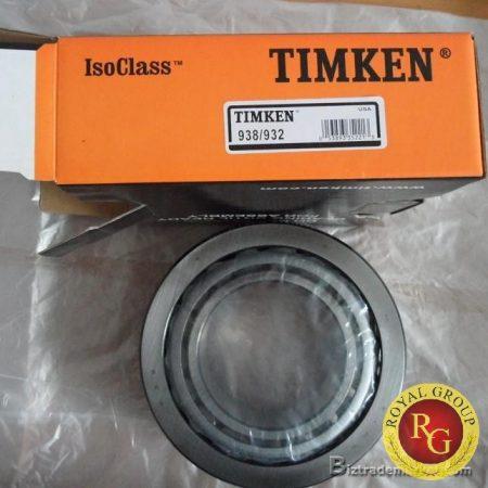 vòng bi Timken 938/932, vòng bi 938/932, vòng bi Timken