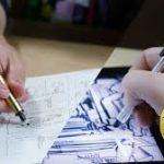 Bút nam châm polar pen