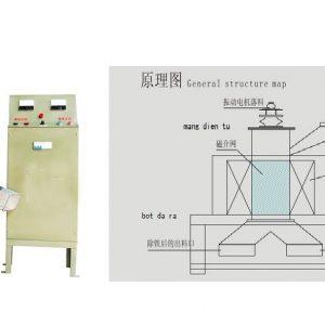 Máy lọc sắt lực từ siêu mạnh
